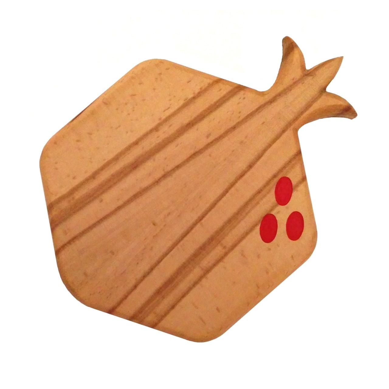 تخته سرو چوبی تی دار مدل Tt02