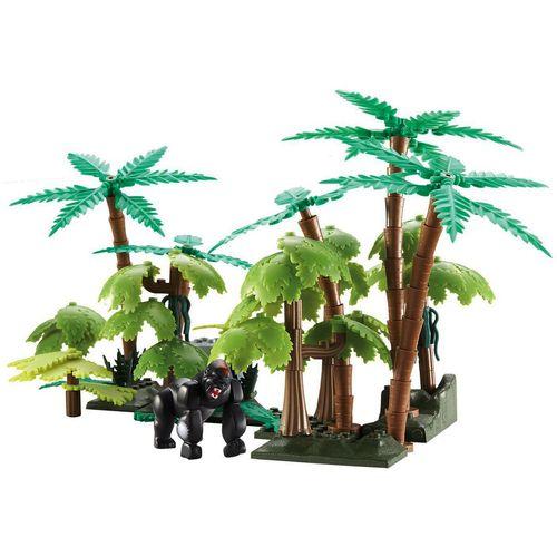 ست بازی کاراکتر بیلدینگ مدل Jungle