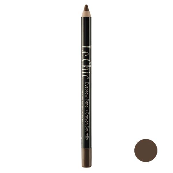مداد ابرو لچیک مدل ضدآب شماره 504