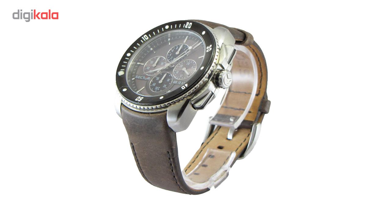 ساعت مچی عقربه ای مردانه سکتور مدل 3271903004