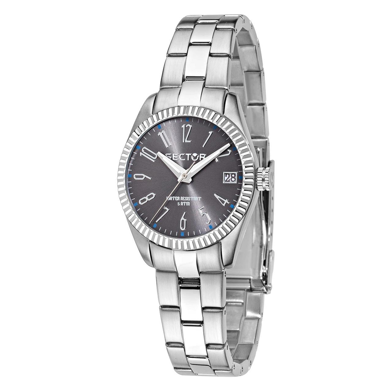ساعت مچی عقربه ای زنانه سکتور مدل 3253579522