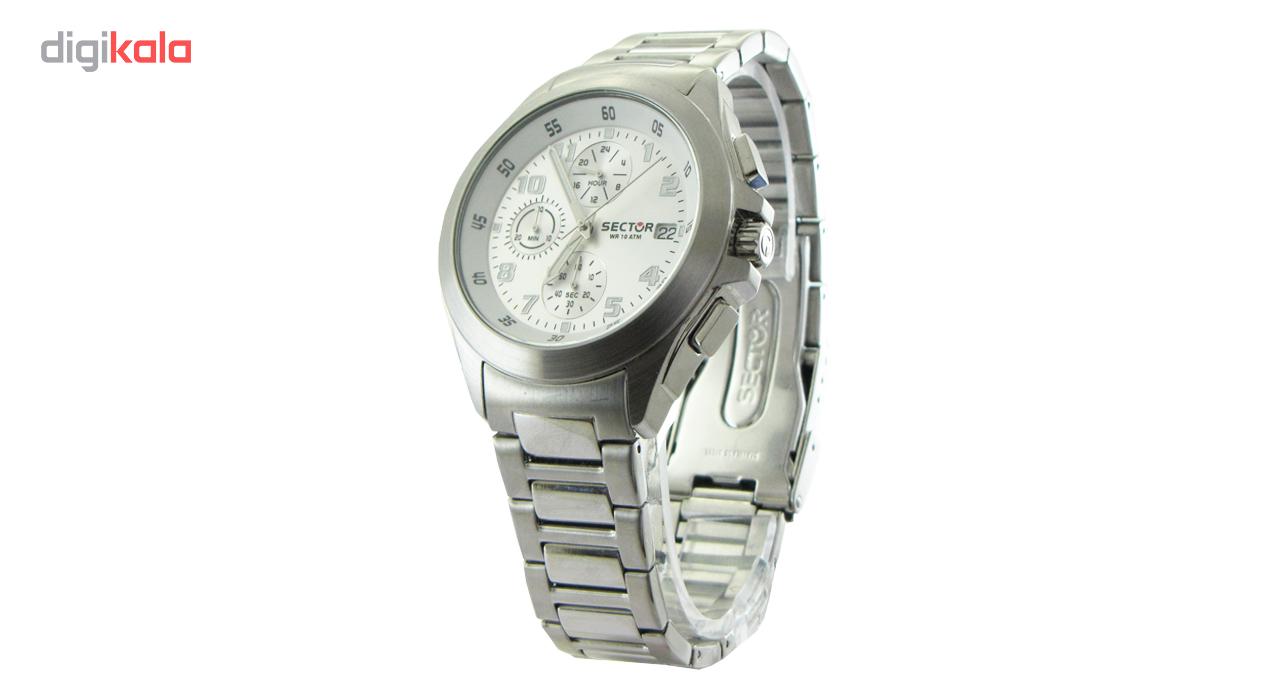 ساعت مچی عقربه ای مردانه سکتور مدل 3273687003