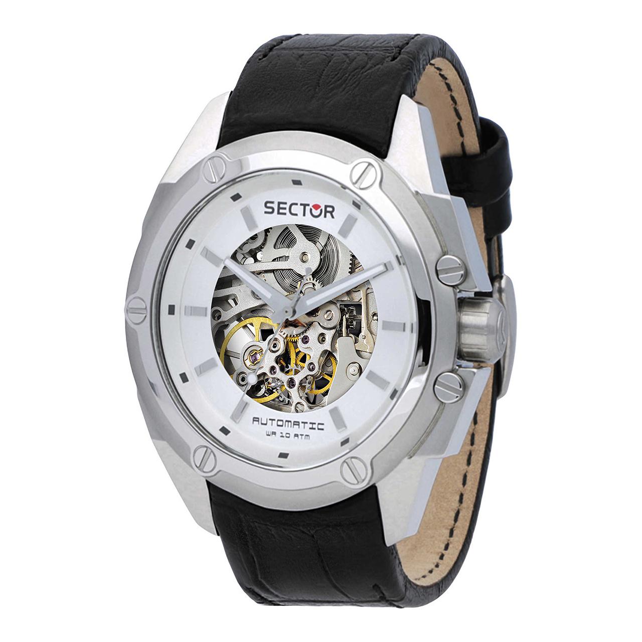 ساعت مچی عقربه ای مردانه سکتور مدل 3221581001