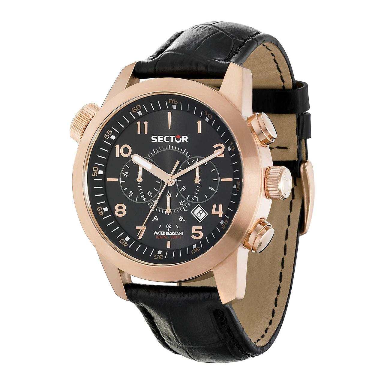 ساعت مچی عقربه ای مردانه سکتور مدل 3271602007