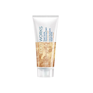 کرم نرم کننده پا آون مدل Foot Works sweet vanilla moisturising حجم75 میلی لیتر