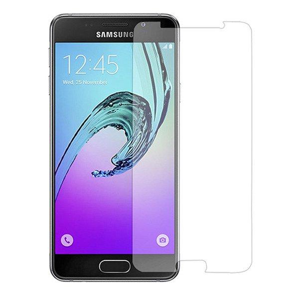 محافظ صفحه نمایش شیشه ای مدل XS مناسب برای گوشی موبایل سامسونگ A3 2016