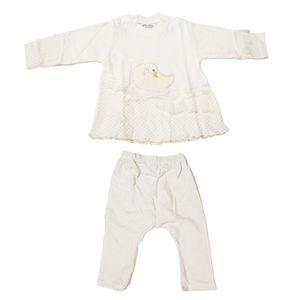 ست لباس نوزادی مینی داملا مدل  41763