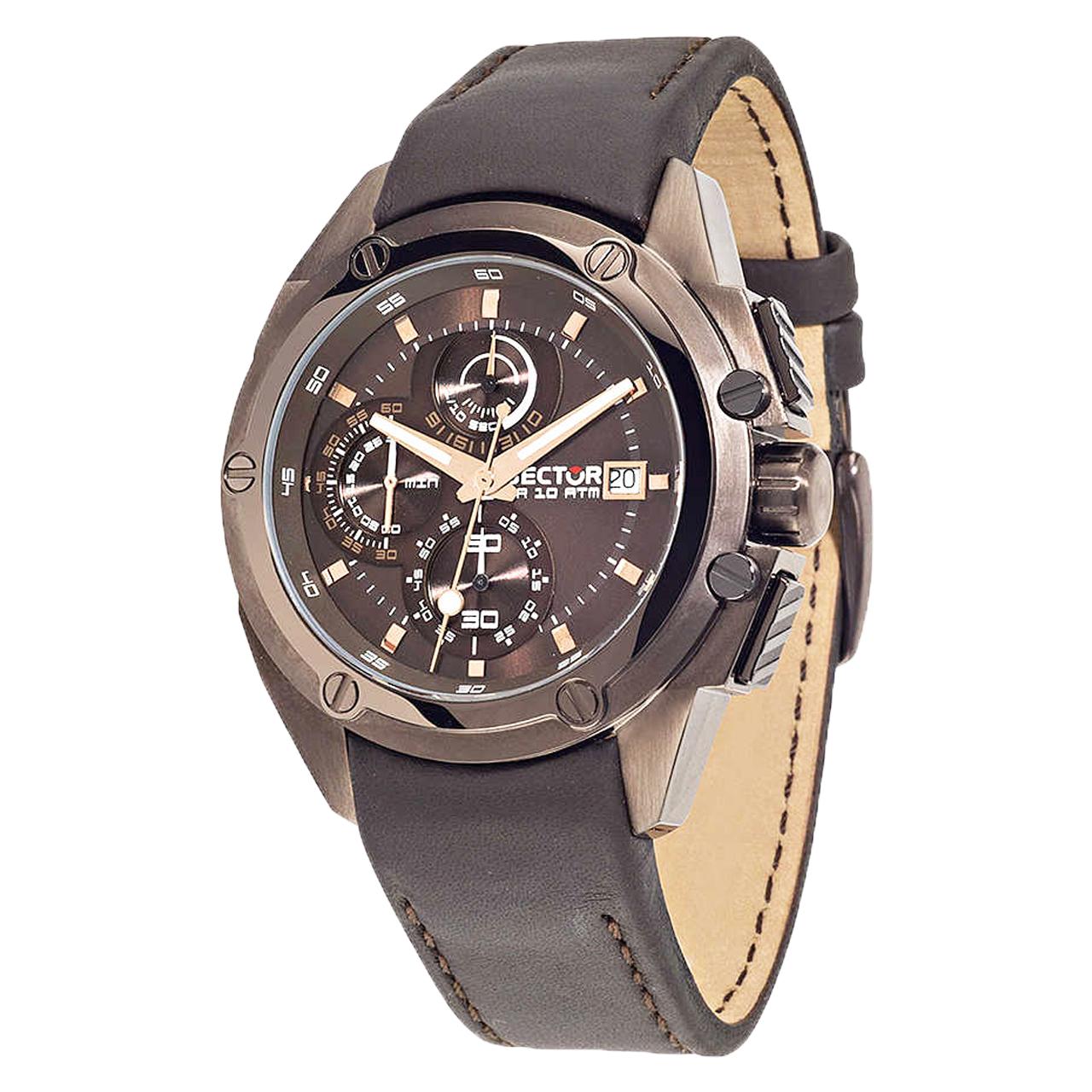 ساعت مچی عقربه ای مردانه سکتور مدل 3271981001 18