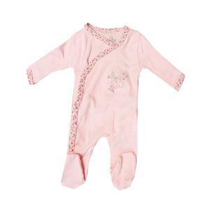 لباس سرهمی بیبی دال مدل 4833 pink