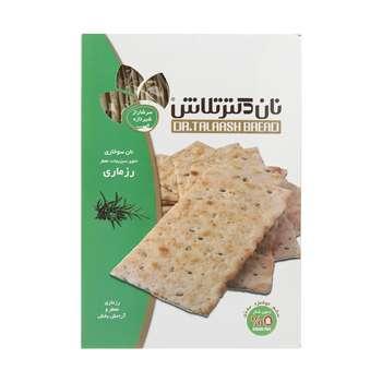 نان سوخاری حاوی سبزیجات معطر رزماری دکتر تلاش مقدار 400 گرم