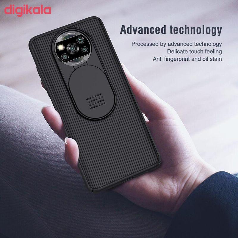کاور نیلکین مدل Camshield مناسب برای گوشی موبایل شیائومی POCO X3 NFC main 1 4