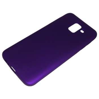 کاور ژله ای لاولی مدل TPU مناسب برای گوشی موبایل سامسونگ J6 2018