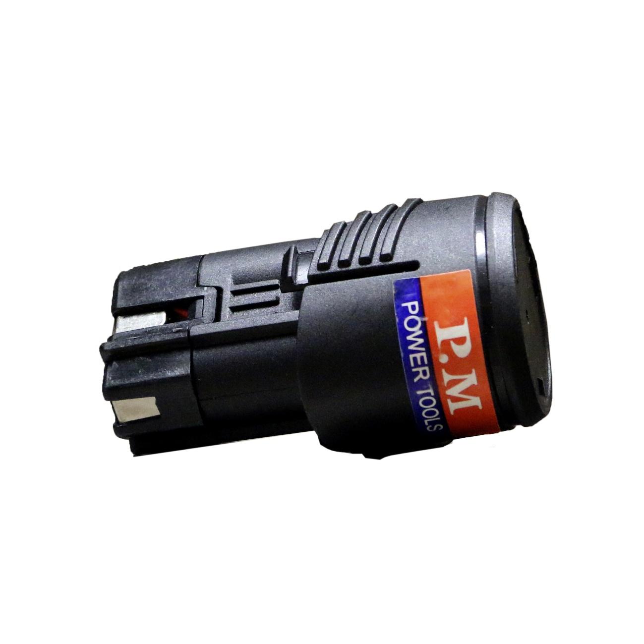 باتری دریل پیچ گوشتی شارژی پی ام مدل CE1