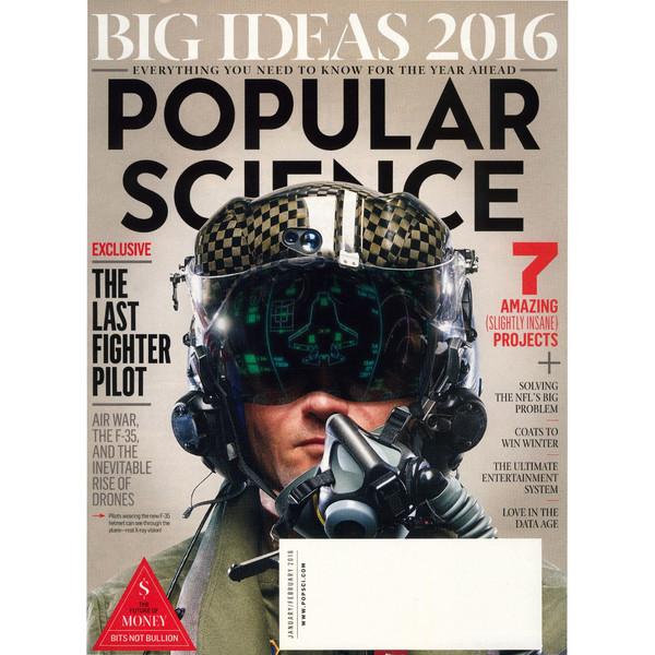 مجله پاپیولار ساینس - ژانویه 2016