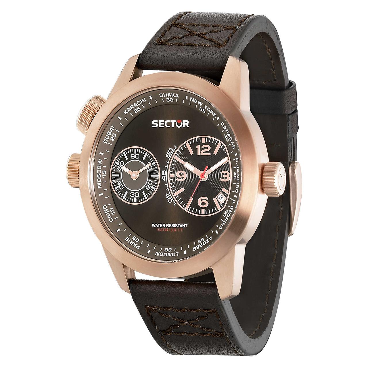 ساعت مچی عقربه ای مردانه سکتور مدل 3251102022