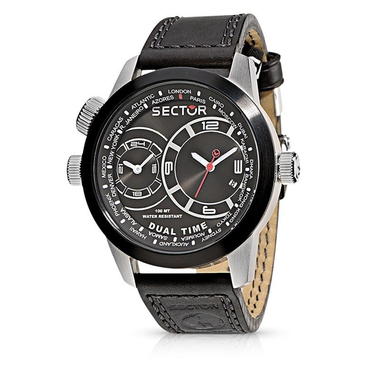 ساعت مچی عقربه ای مردانه سکتور مدل 3251102125