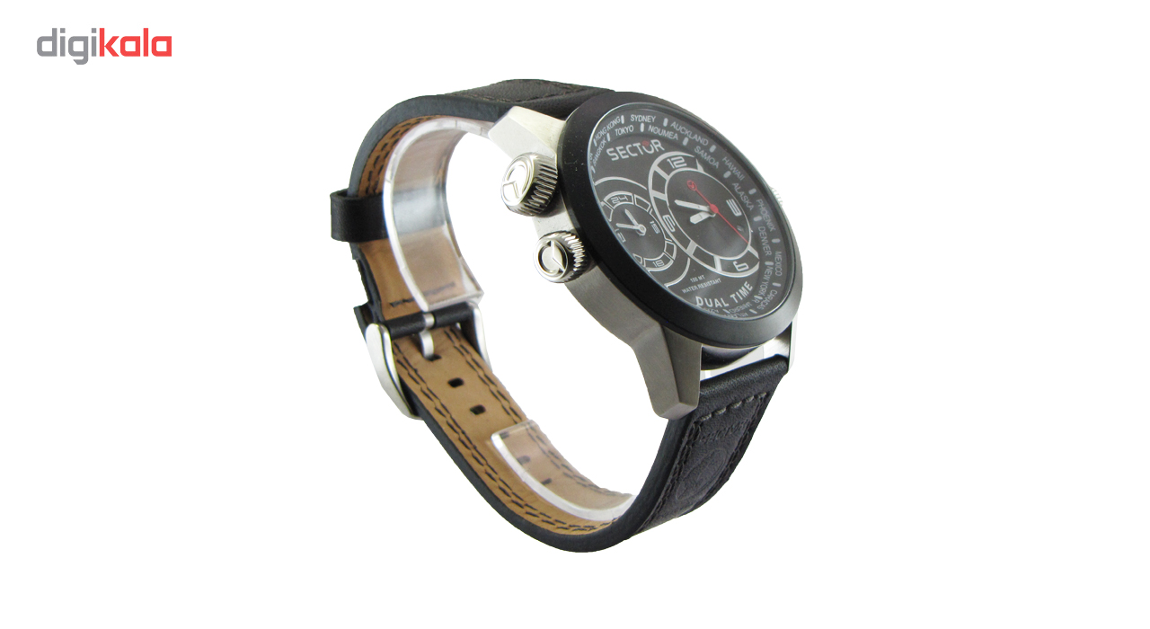 خرید ساعت مچی عقربه ای مردانه سکتور مدل 3251102125