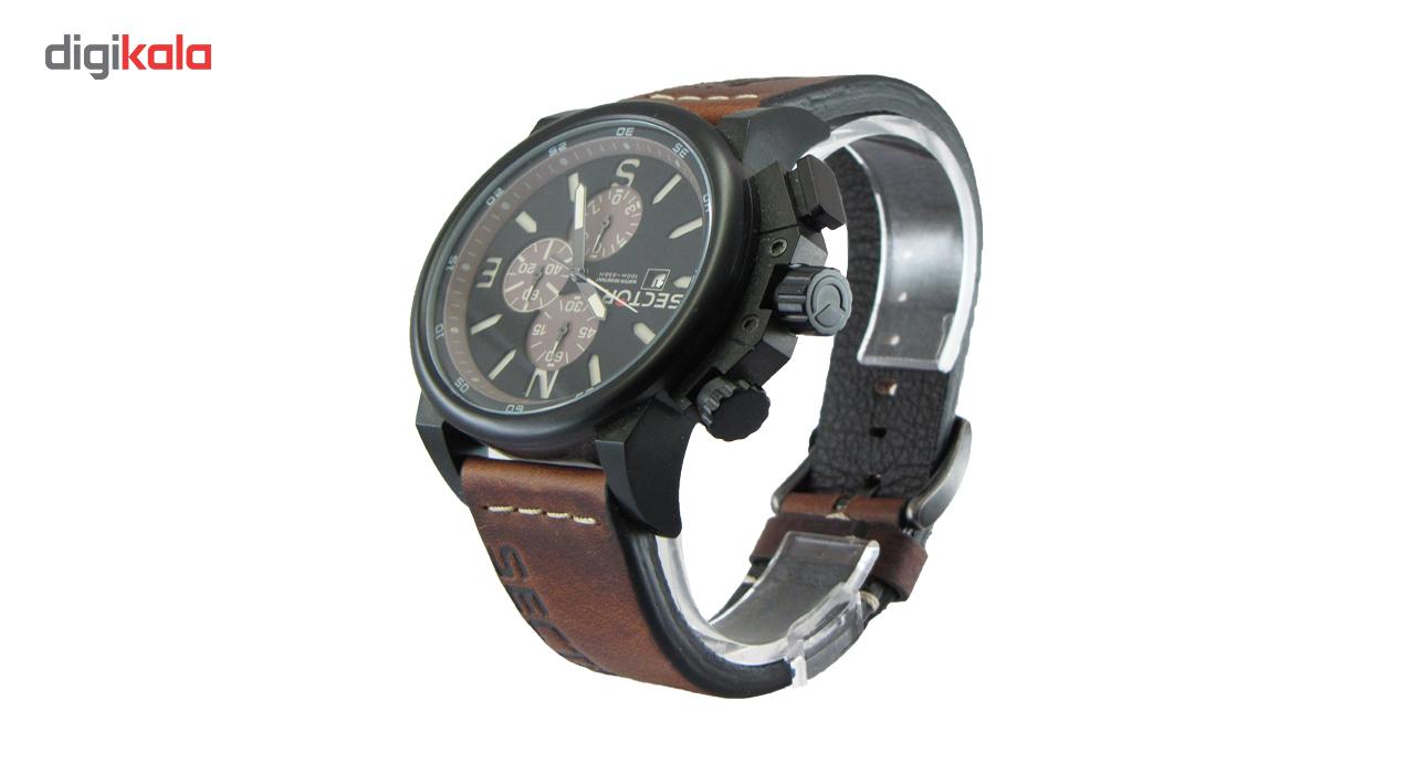 ساعت مچی عقربه ای مردانه سکتور مدل 3271776007