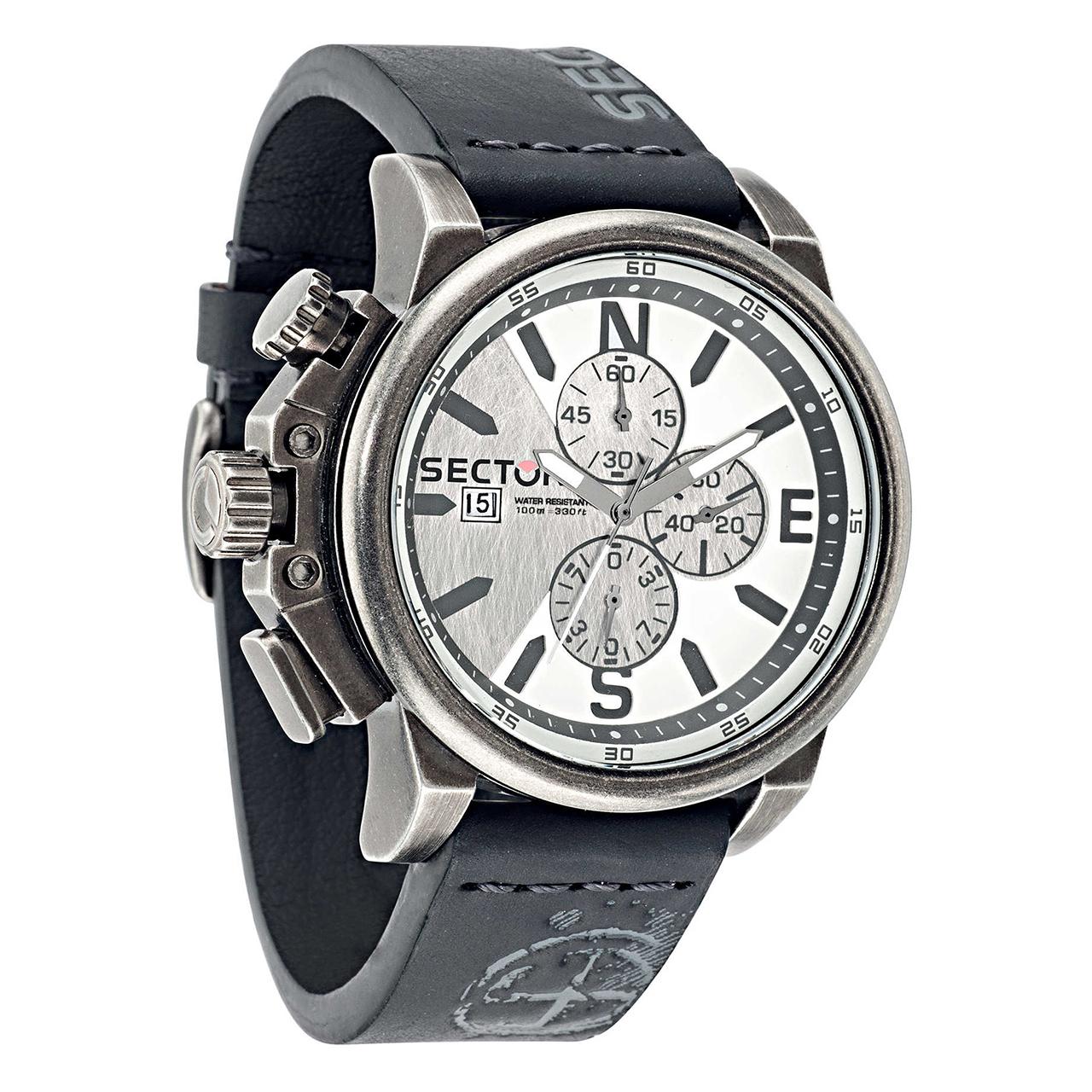 ساعت مچی عقربه ای مردانه سکتور مدل 3271776008