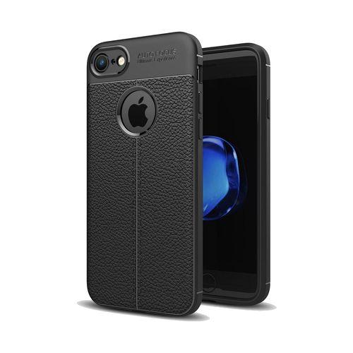 کاور ژله ای طرح چرم مدل Ultimate Experiece مناسب برای گوشی موبایل اپل آیفون 6/6s