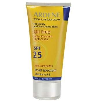 کرم ضد آفتاب آردن SPF25