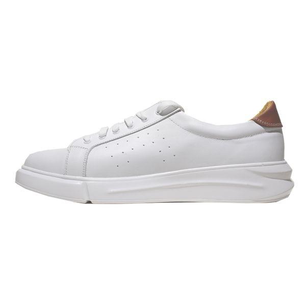 کفش روزمره زنانه چرم آرا مدل sh055 کد se