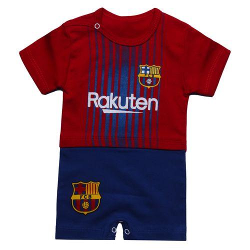 لباس سرهمی بی بی وان مدل بارسلونا