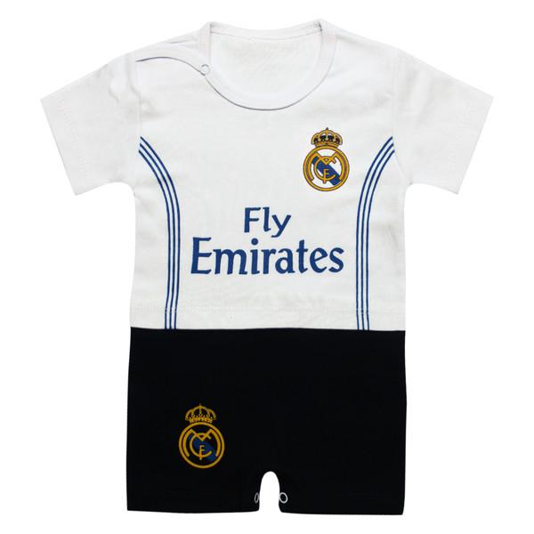 لباس سرهمی بی بی وان مدل رئال مادرید
