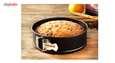 قالب کیک کمربندی ورق ضخیم مدل Round Deep Cake  مجموعه 3 عددی به همراه جا کلیدی طرح برج ایفل هدیه thumb 6