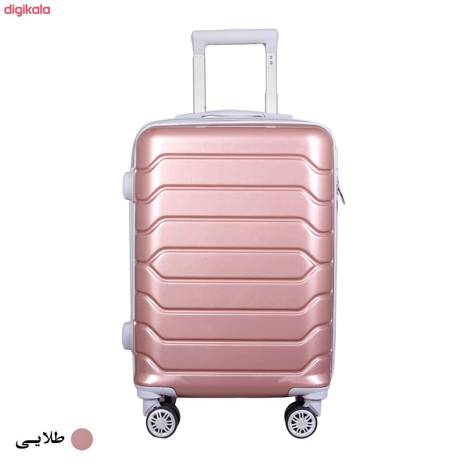 مجموعه سه عددی چمدان مدل 20020 main 1 13