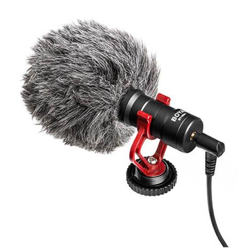 میکروفون کاردیود بویا مدل BY-MM1