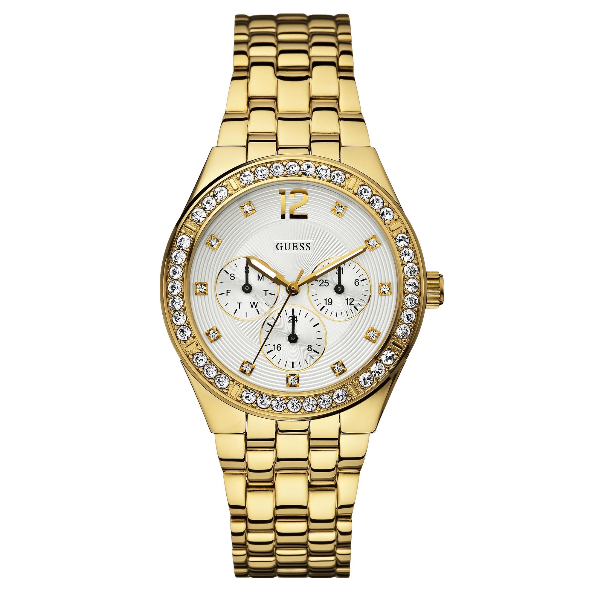 ساعت مچی عقربه ای زنانه گس مدل W16578L1