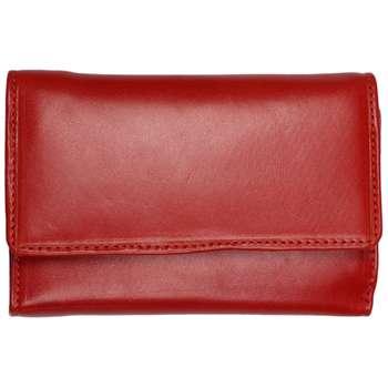 کیف پول زنانه کد W16-Red