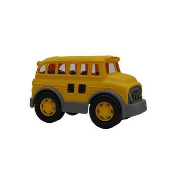 ماشین اسباب بازی مدل اتوبوس مدرسه