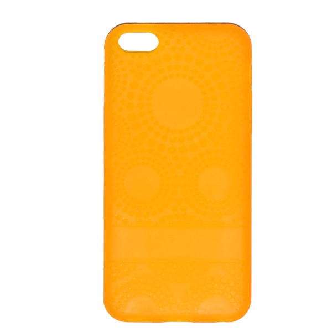 کاور ژله ای باسئوس مدل colorful مناسب برای گوشی موبایل آیفون 5/5s/se