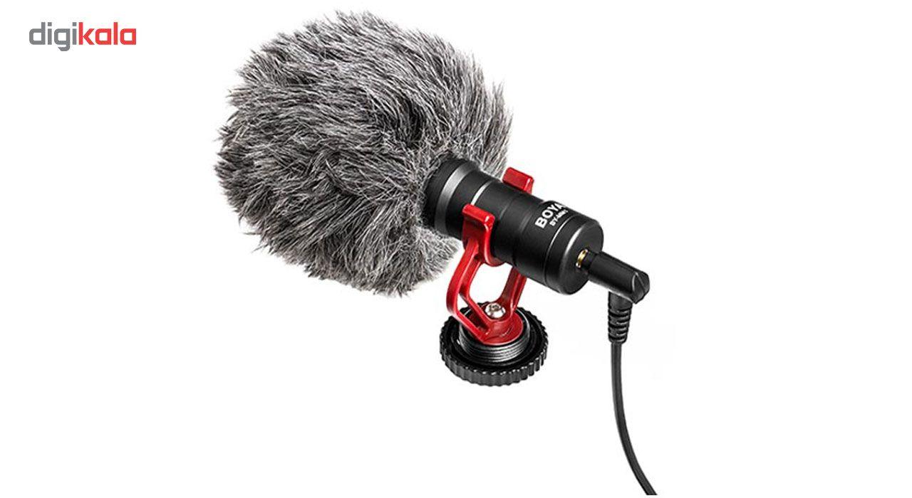 میکروفون کاردیود بویا مدل BY-MM1 main 1 1