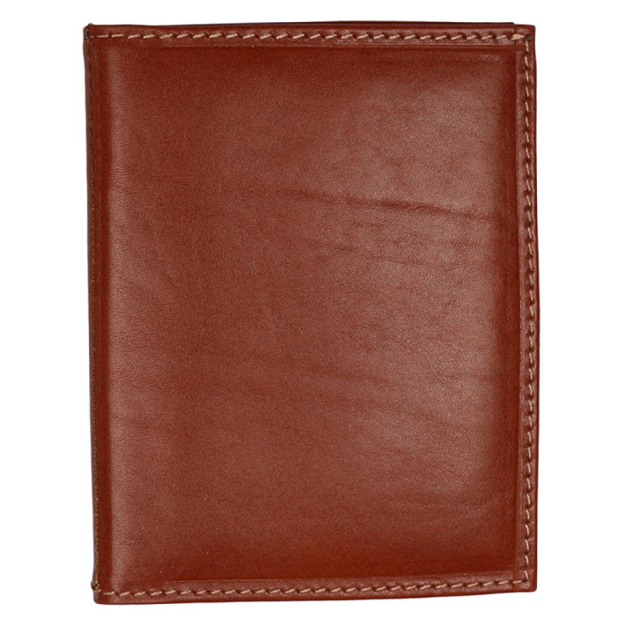 کیف پول جیبی کد M10-Brown