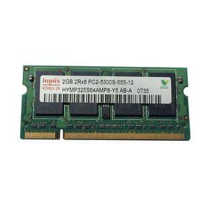 رم لپ تاپ هاینیکس مدل DDR2 PC2 5300S ظرفیت 2 گیگابایت