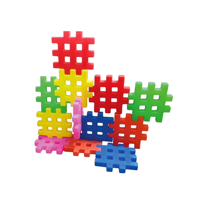بازی ساختنی بلوک های 12 تکه مدل 9258
