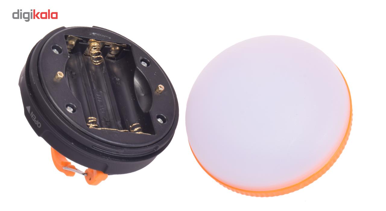 چراغ قوه آویز چادر مدل 2XAAA
