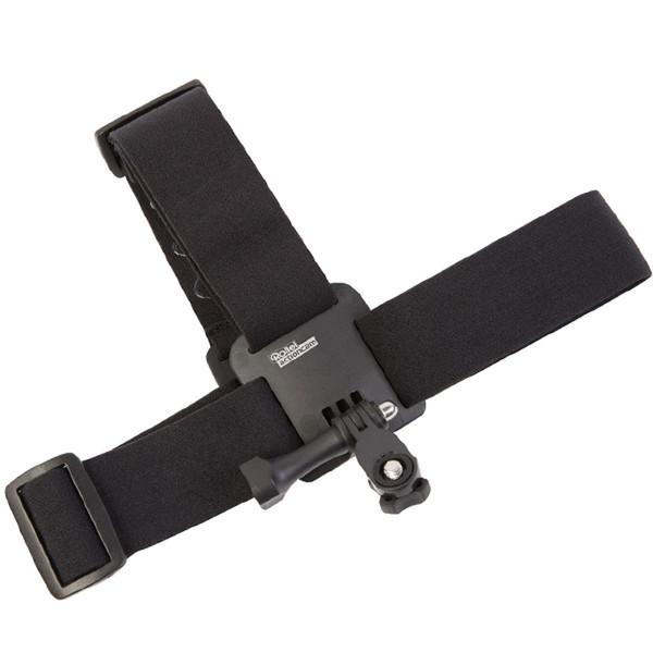 کش نگه دارنده دوربین ورزشی روی سر Rollei مدل Head Strap