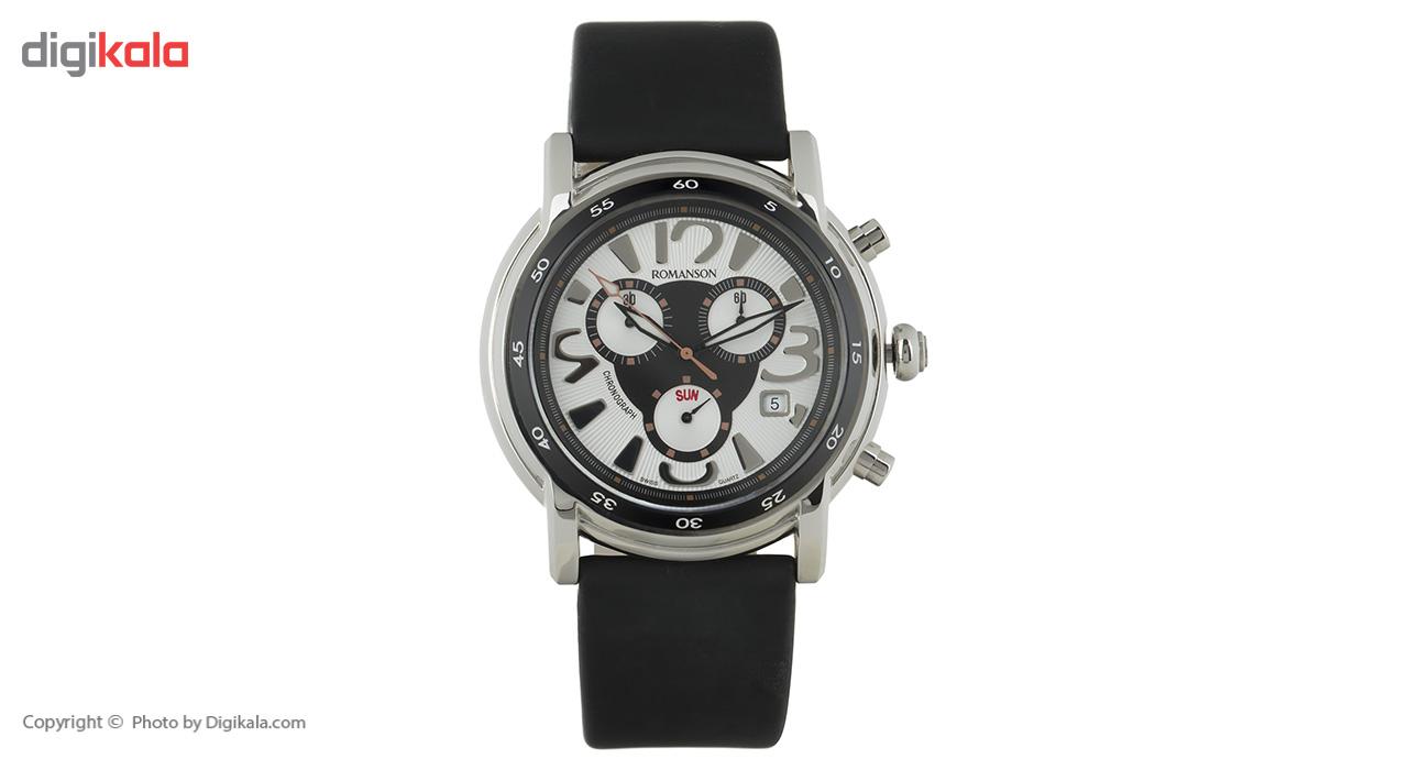 خرید ساعت مچی عقربه ای مردانه رومانسون مدل TL7239HM1WAS2B