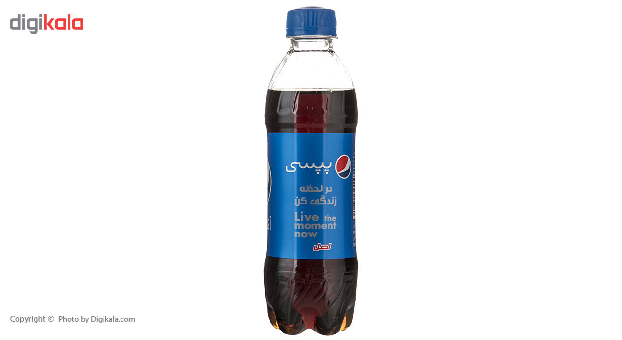 نوشابه گازدار پپسی با طعم کولا - 300 میلی لیتر main 1 2