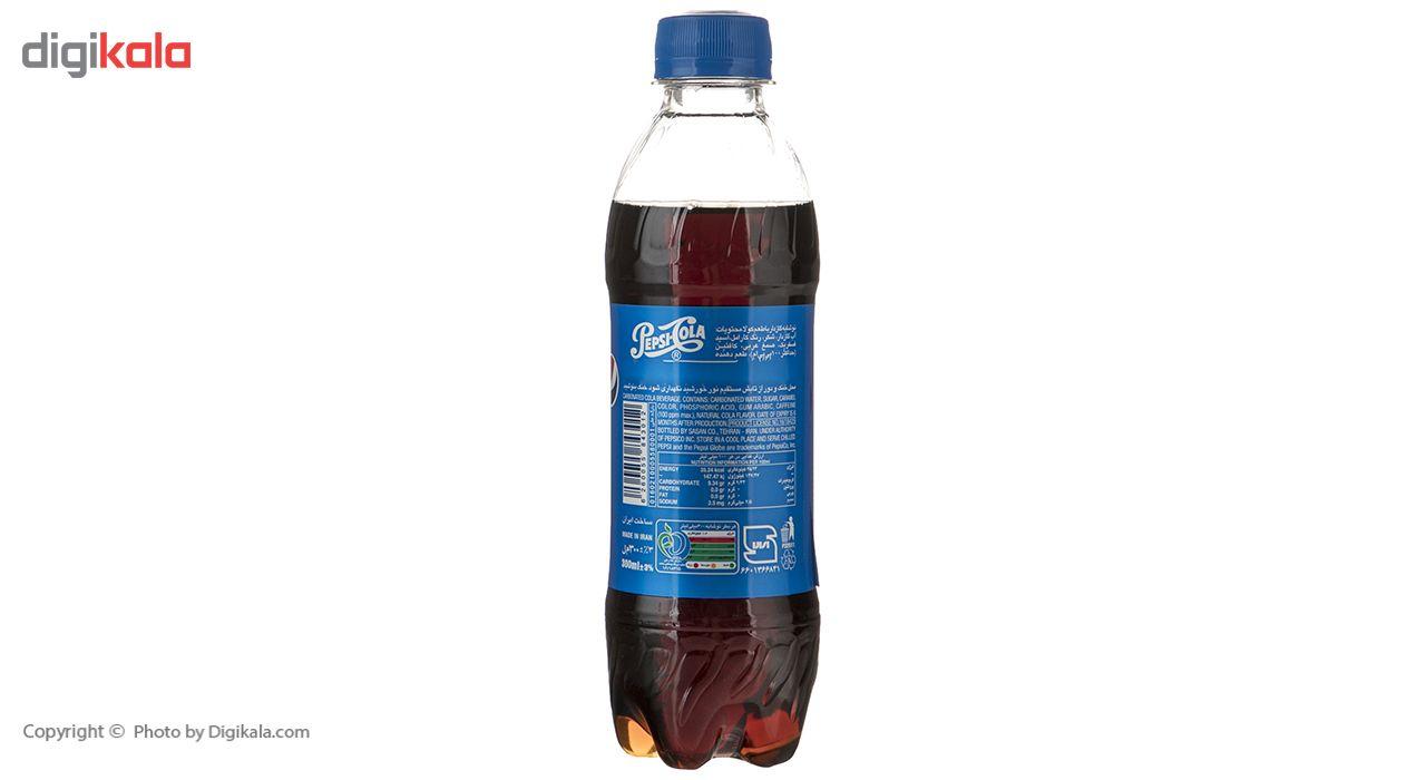 نوشابه گازدار پپسی با طعم کولا - 300 میلی لیتر main 1 3