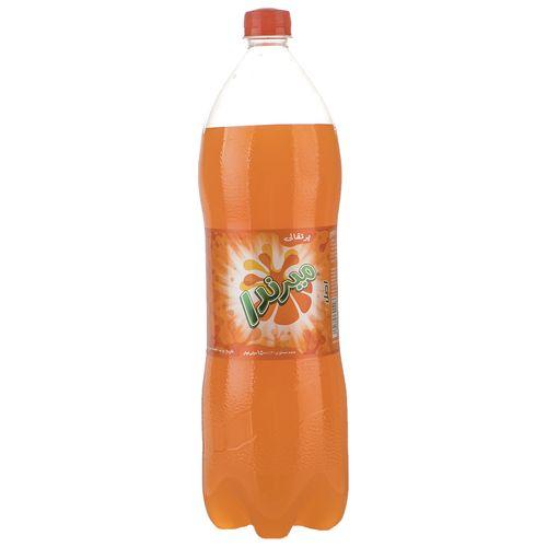 نوشابه گاز دار با طعم پرتقالی میرندا مقدار 1.5 لیتر