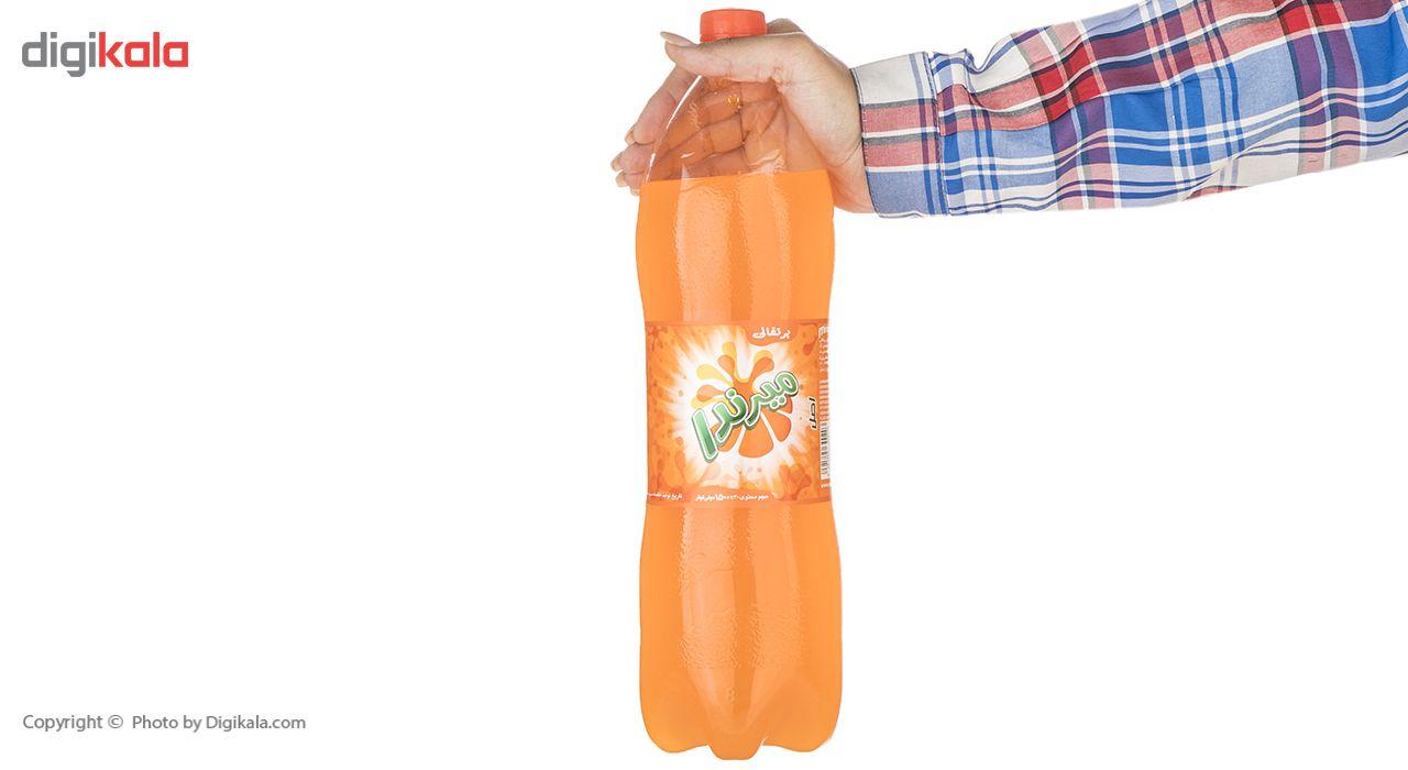 نوشابه گاز دار با طعم پرتقالی میرندا - 1.5 لیتر main 1 4