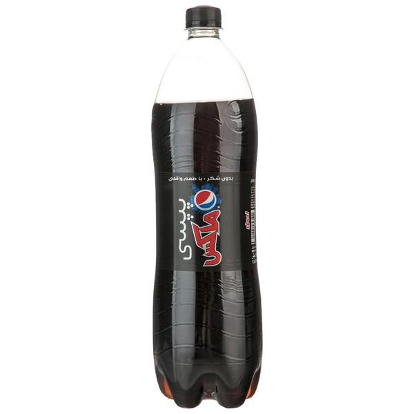 نوشابه گاز دار با طعم کولا رژیمی پپسی - 1.5 لیتر