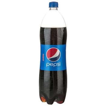 نوشابه کولا پپسی مقدار 1.5 لیتر