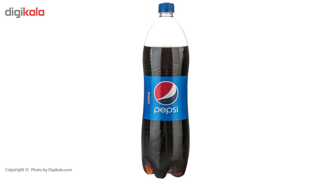 نوشابه کولا پپسی - 1.5 لیتر main 1 2