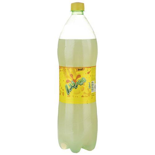 نوشابه گاز دار با طعم لیمو میرندا مقدار 1.5 لیتر